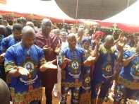 The Spiritual Director of the Adoration Ministry Enugu Nigeria, Ejike Mbaka, declares support for Enugu State Governor, Ifeanyi Ugwuanyi.