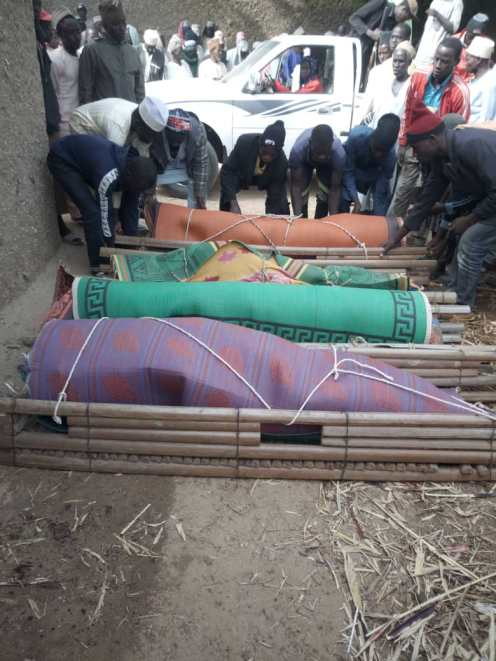 Many fear death in fresh attack in Zamfara.