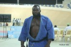 Joseph David from Oyo State won thee gold in the +100kg category