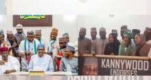 Kannywood Buhari and Atiku