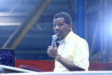 General Overseer of the Redeemed Christian Church of God, Enoch Adeboye