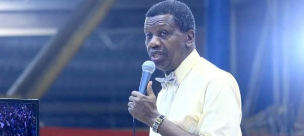 General Overseer of the Redeemed Christian Church of God, Enoch Adeboye