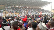 File photo of a PDP rally