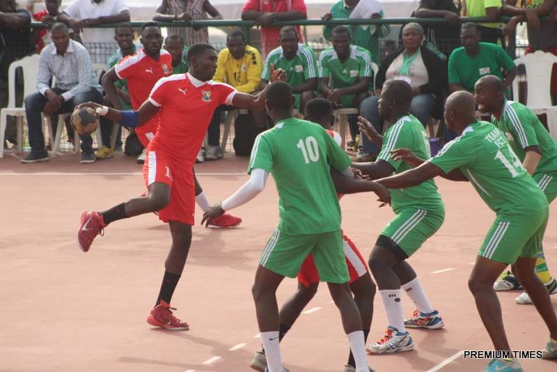 NSF: Handball games