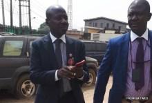 Ag. Chairman EFCC, Ibrahim Magu