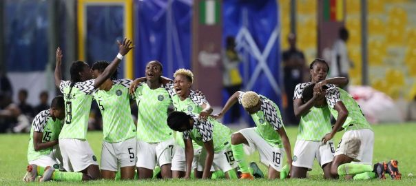 Nigeria Super Falcons