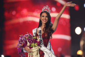 Miss Universe, Catriona Gray