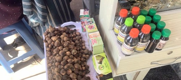 Pictures of some Kayanmata products.