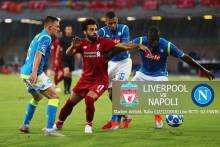 UCL: Liverpool vs Napoli [Photo: SINDOnews]