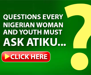 Ask ATIKU Advert
