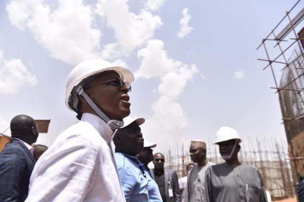 El-Rufai inspects Zaria water scheme