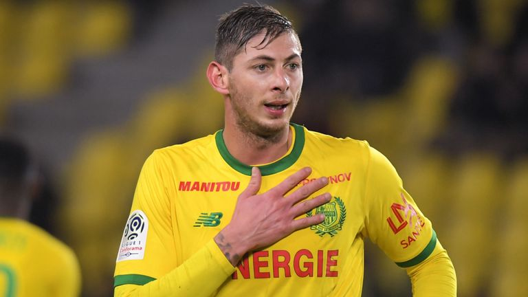 Cardiff and Nantes agree extension for first payment of Emiliano Sala fee