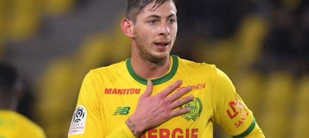 Emiliano Sala (Photo Credit: Sky Sports)