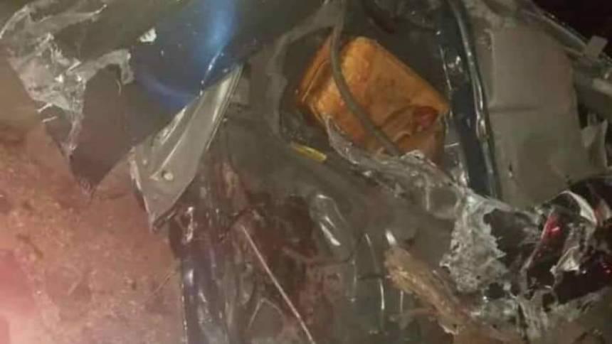 How trailer conveying campaign rice killed dozens in Iworoko Ekiti