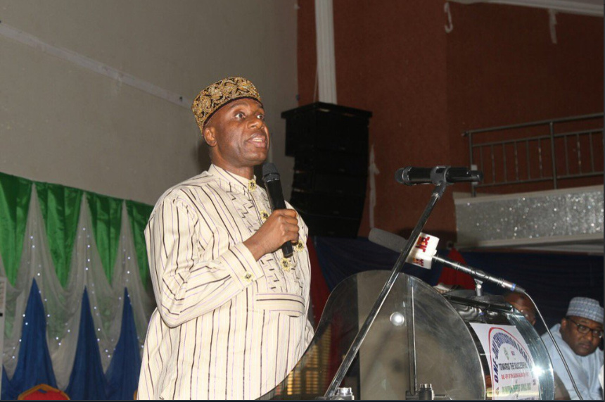 Minister of Transportation, Rotimi Amaechi. [PHOTO CREDIT: Official twitter page of Rotimi Amaechi]