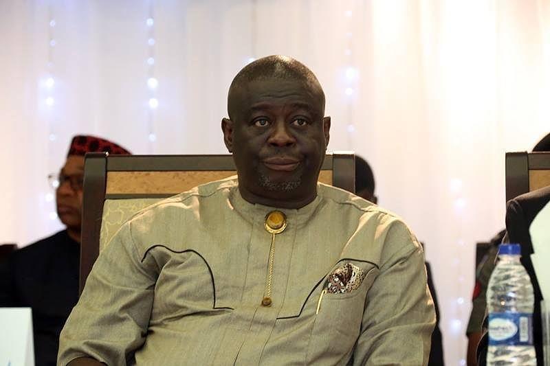 Mr Paul Ekpo, Chairman of PDP, Akwa Ibom State