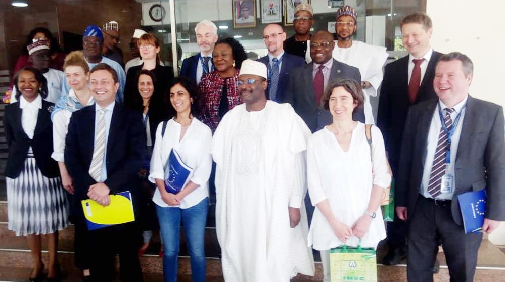 UK, US speak on postponement of Nigeria general elections