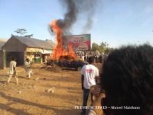 Violence at PDP Jigawa rally.