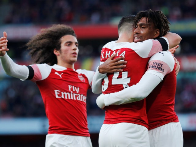 Epl Arsenal Start 2019 With Big Win