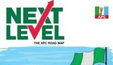 APC Next Level campaign banner