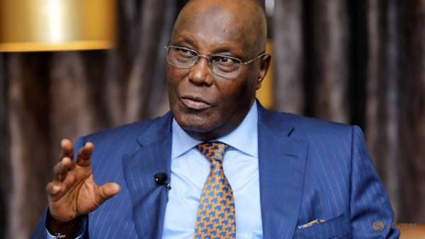 Atiku Abubakar (Photo Credit: Channels NewsAsia)