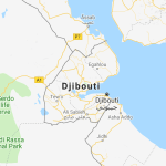 Djibouti (Photo Credit: Google Map)