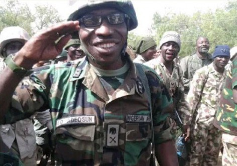 Major General Lamidi Adeosun (Photo: Courtesy http://www.savidnews.com)