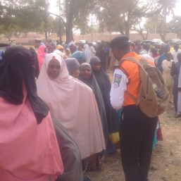 Women turn out en masse to vote in Kaduna