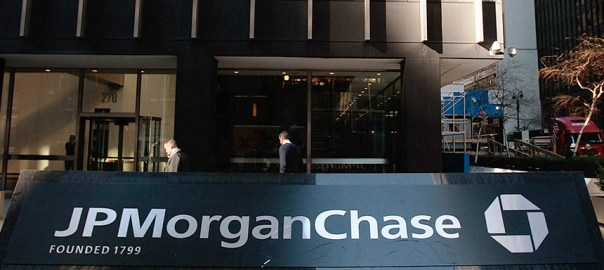 JP Morgan (Photo Credit: BankInfoSecurity)