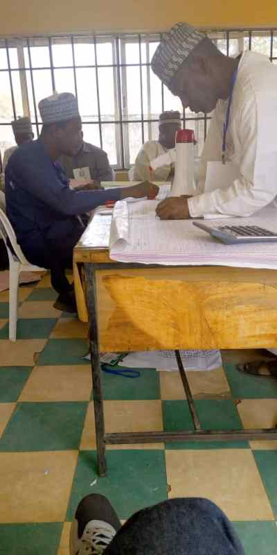 Jigawa collation center