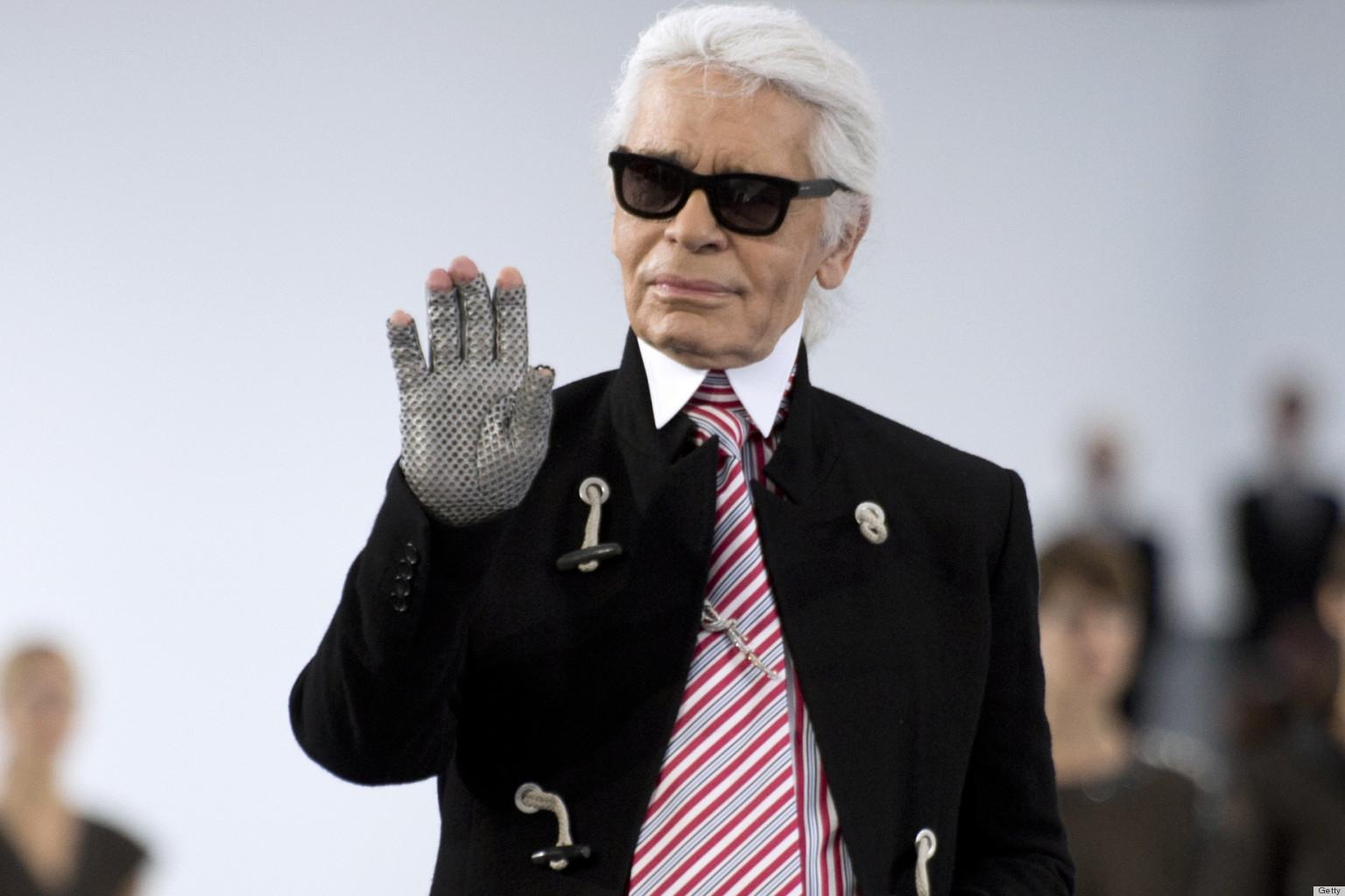 Nigerian Fashion Designers Mourn Karl Lagerfeld