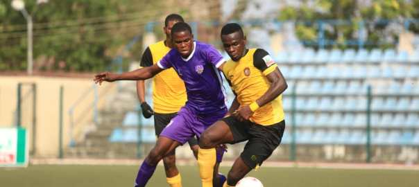MFM Vs Wikki Tourists in the NPFL