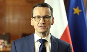 Poland Prime Minister, Mateusz Morawiecki