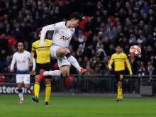 Tottenham HotSpurs vs Dortmund