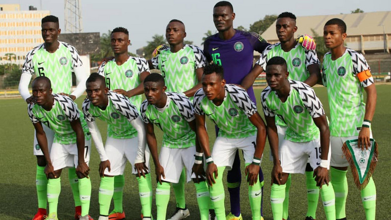 Flying Eagles to face USA, Qatar, Ukraine