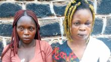The two women arrested for allegedly stealing four-year-old boy in Enugu