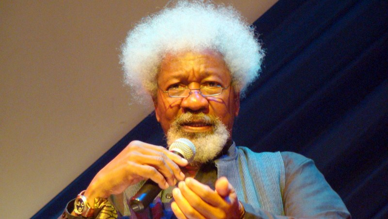 Nigeria's Nobel Laureate, Wole Soyinka speaks on June 12 as Democracy Day