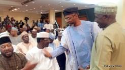 Declaration of Femi Gbajabiamila for the office of the Speaker, House of Representatives.