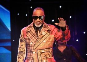 International music star, Antoine Christophe Agbepa Mumba a.k.a. Koffi Olomide[PHOTO CREDIT: Koffi Olomide's official facebook page]