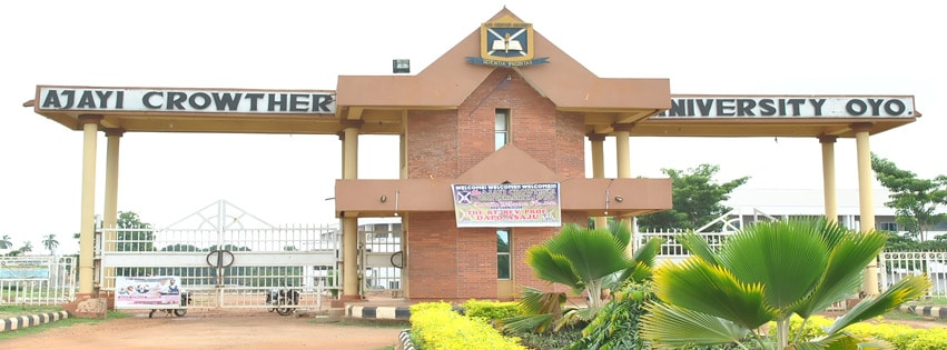 Ajayi Crowther University entrance