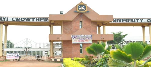 Ajayi Crowther University entrance