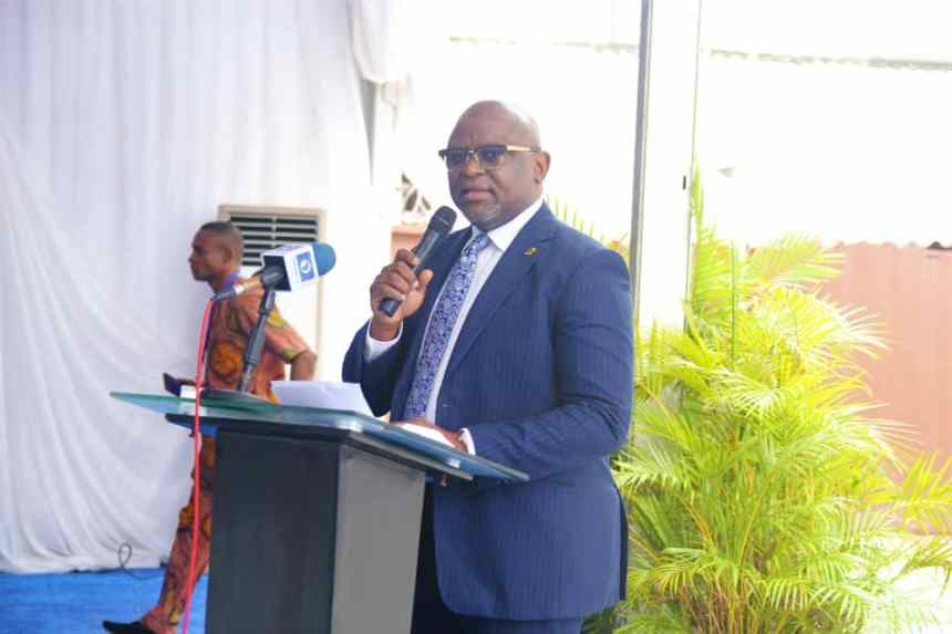 First Bank CEO, Dr Adesola Adeduntan