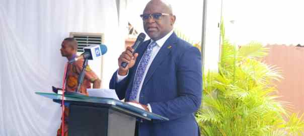 First Bank CEO, Dr Adesola Adeduntan