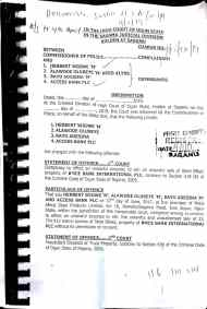 Charge Sheet 1