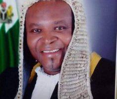 Deputy Speaker of Abia State House of Assembly, Dr Cosmos Chukwudi Ndukwe