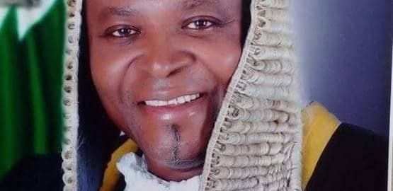 Deputy Speaker of Abia State House of Assembly, Dr Cosmos Chukwudi Ndukwe