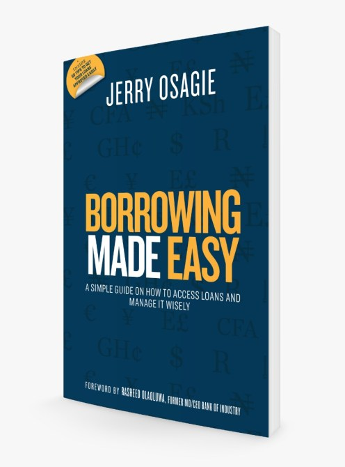 The Book Cover, Borrowing Made easy