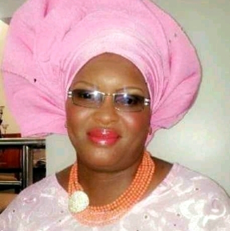 Ronke Ojiekere: South-south zonal coordinator, National Council of Child Rights Advocates of Nigeria.