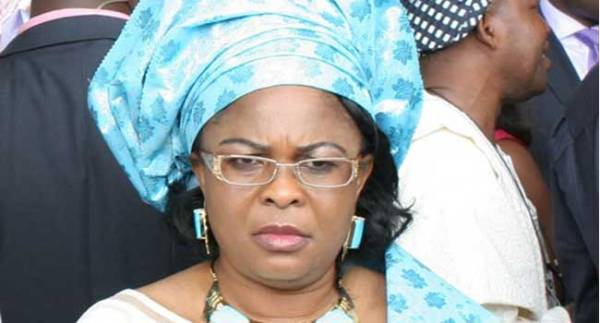 Patience Jonathan (Photo Credit: ChannelsTv)