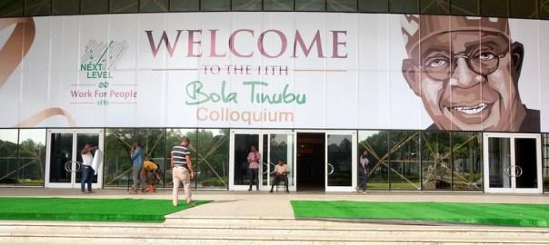 The Tinubu Colloquium